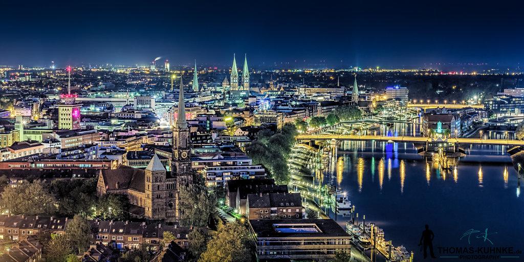 Panorama Bremen